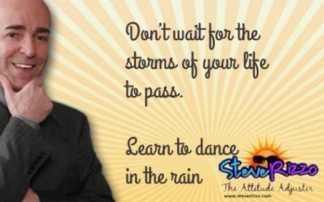 Learn To Dance in the Rain