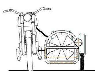 Motorcycle Front Wheel Drive Motorcycle Wheel Chock