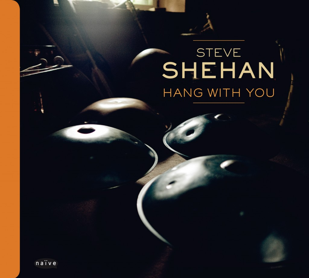 Hang with You - Steve Shehan - cover - pochette