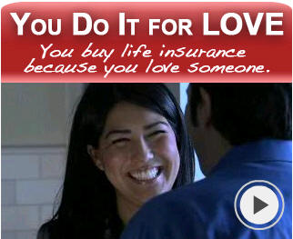 Life Insurance Video - Start Page