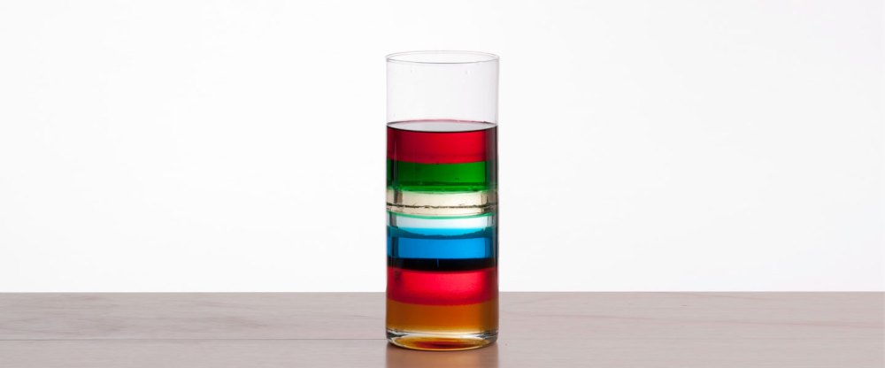 medium resolution of Seven-Layer Density Column   Science Experiment