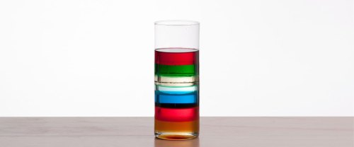 small resolution of Seven-Layer Density Column   Science Experiment