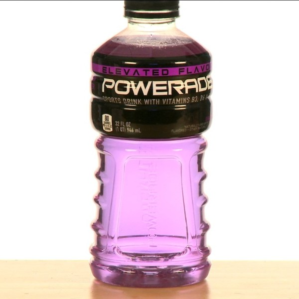 Color-changing Powerade Experiments Steve Spangler Science