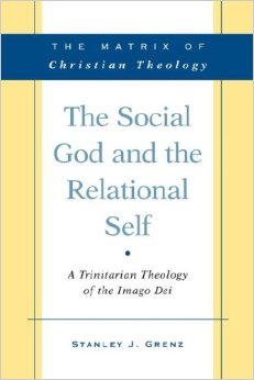 The Social God and the Relational Self
