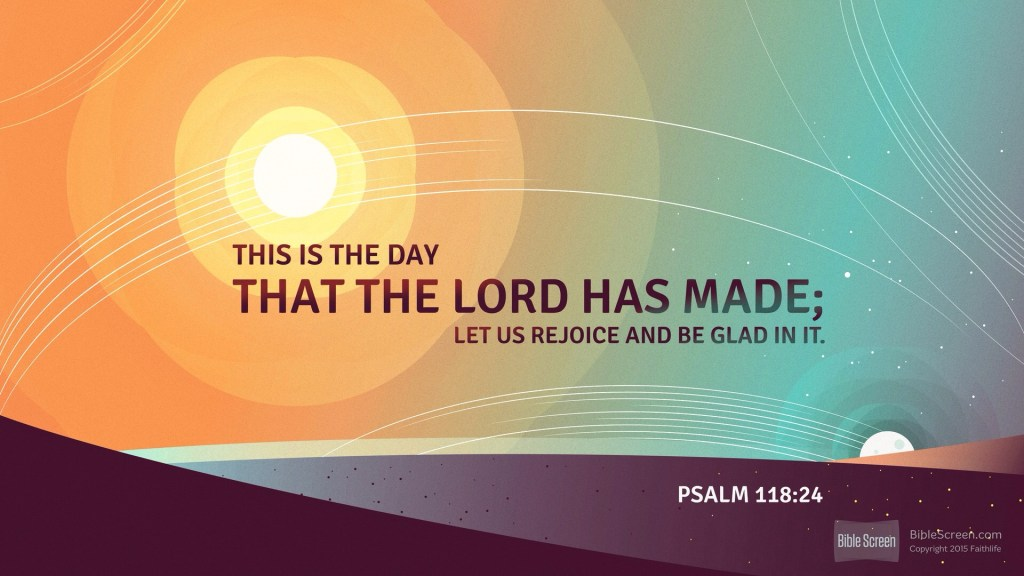 A Psalm for Today