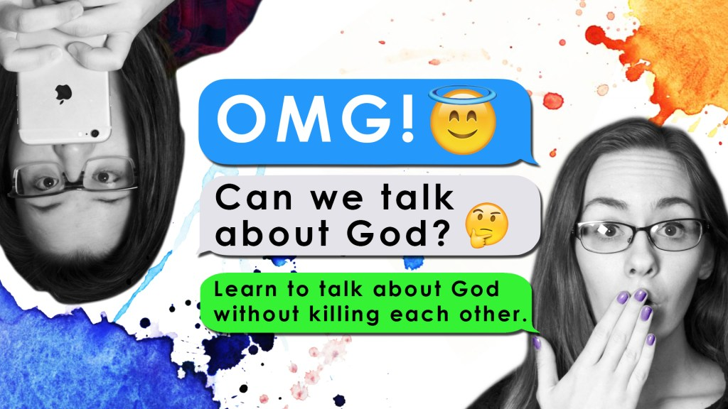Learn How to Talk About God (and Politics) without Killing Each Other