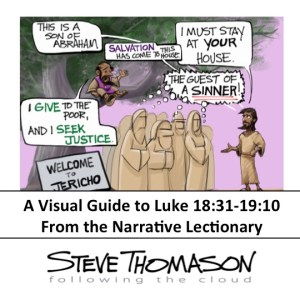 A Visual Guide to Zacchaeus