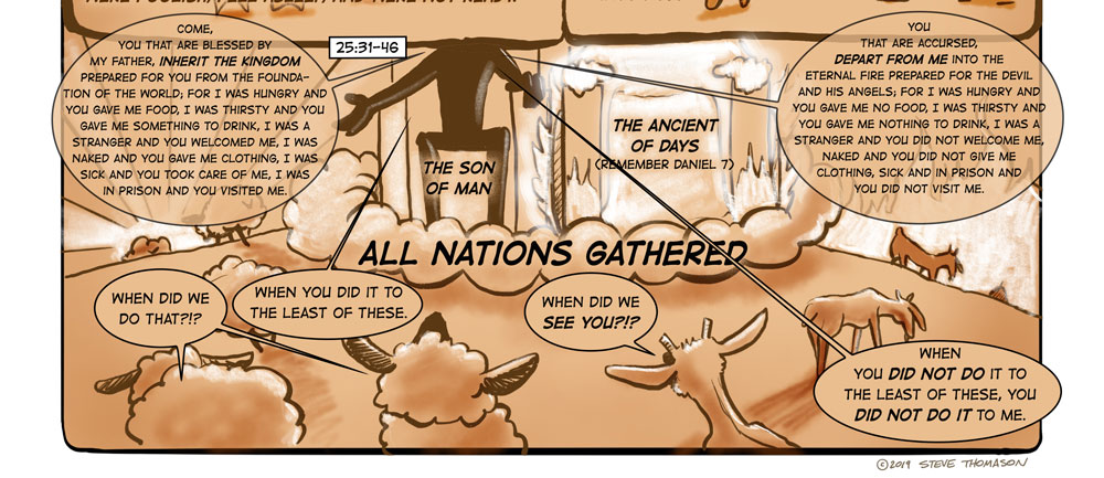 Matthew Page 17 is Now Online | Matthew 24:1-25:46