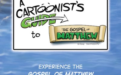 The Matthew Graphic Novel is Now in Print