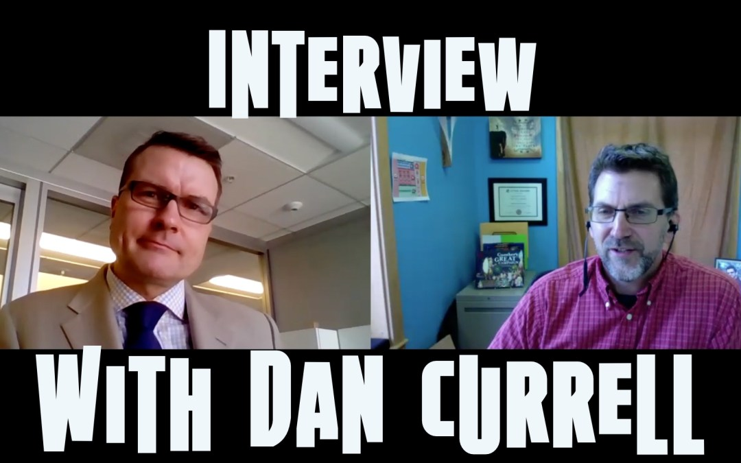 Interview with Dan Currell | The Power of Finding the Pillar Images