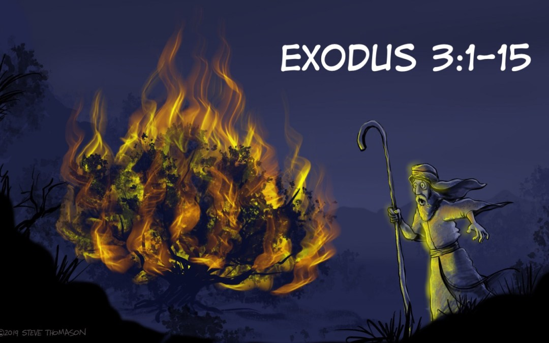 Why I Don't Want to Be The Lead Pastor | A Sermon on Calling from Exodus 3:1-15