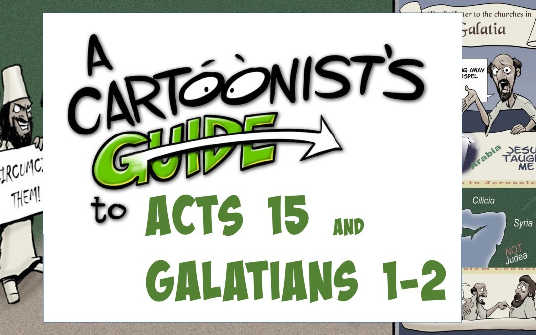 Putting Acts 15 and Galatians 1-2 in Context | The Church as a Multi-Ethnic Community