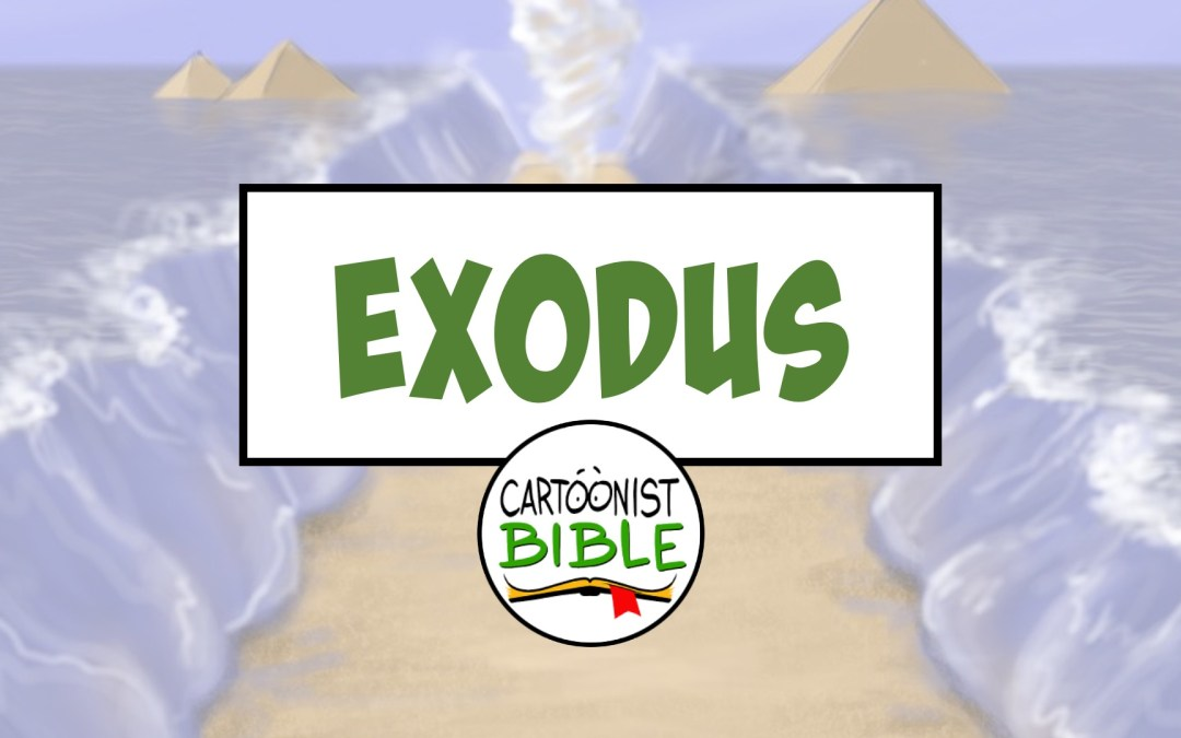 Genesis and Exodus Pages Updated…More Free Visual Resources