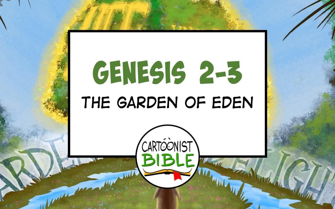 The Garden of Eden | Genesis 2-3