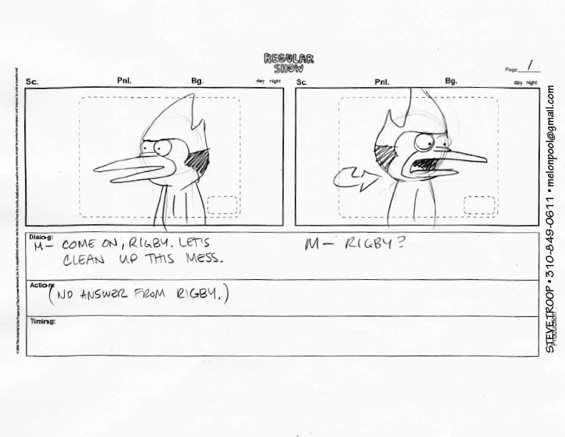 Sequence 1 - Page 1