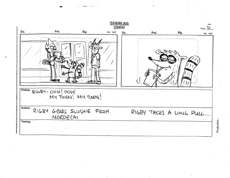 Sequence 2 -  Page 5