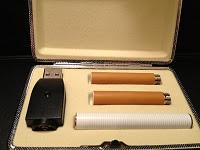 UK Tesco disposable e-cigarette vs e-cigarette kit review comparison Halo Mini Kit image