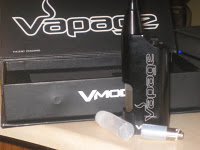 Vapage V-MOD vs Boge Revolution e-cigarette comparison price image