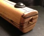twig wood box mod e-cigarette review switch