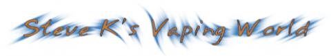 Steve K's Vaping World - e-Cigarette Reviews and News