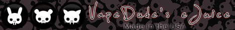 Vape Dudes banner
