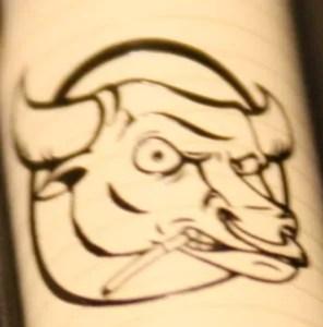 bullsmoke vaping bull