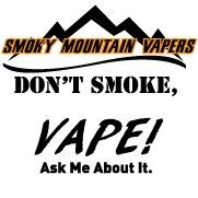 smoky mountain vapers logo