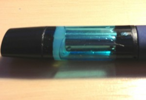 Nifty e-cig review clearomizer