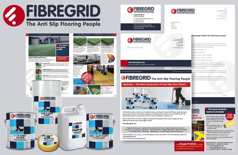 FibreGrid Branding