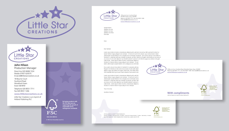 Branding Little Star