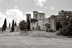 The Château-Vieux, Lourmarin, France.