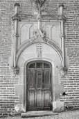 One more doorway in Albi.