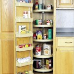 Kitchen Pantry Cabinet Interior Design Inspirations