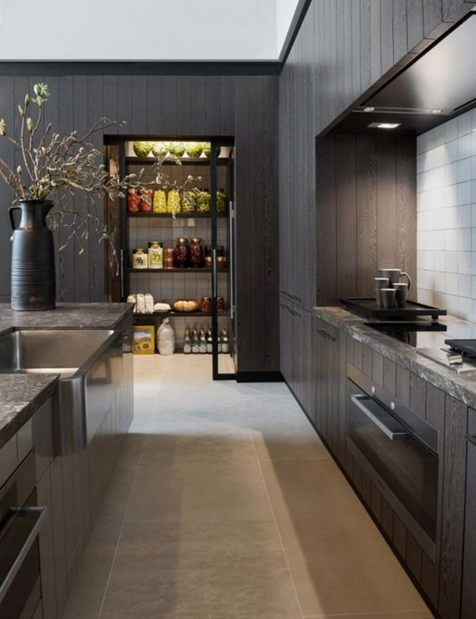 Kitchen Pantry Cabinets  10 Super Modern Pantry Cabinets