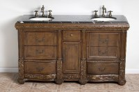Updating With Antique Bathroom Vanity - Interior Design ...