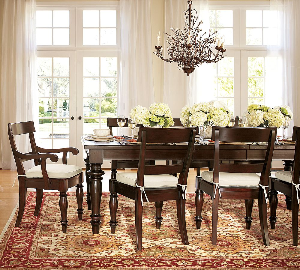 Vintage dining room decorating ideas