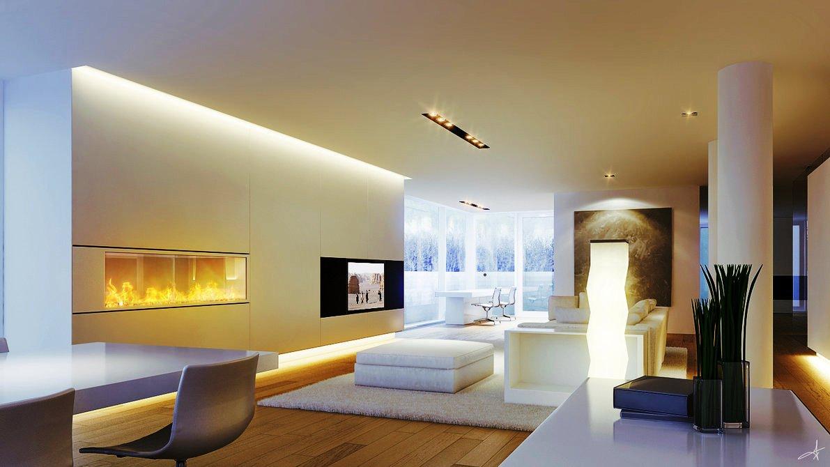 sweet stunning living room lighting