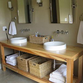 Unfinished Bathroom Vanities Add Creativity To Your Bathroom Interior Design Inspirations