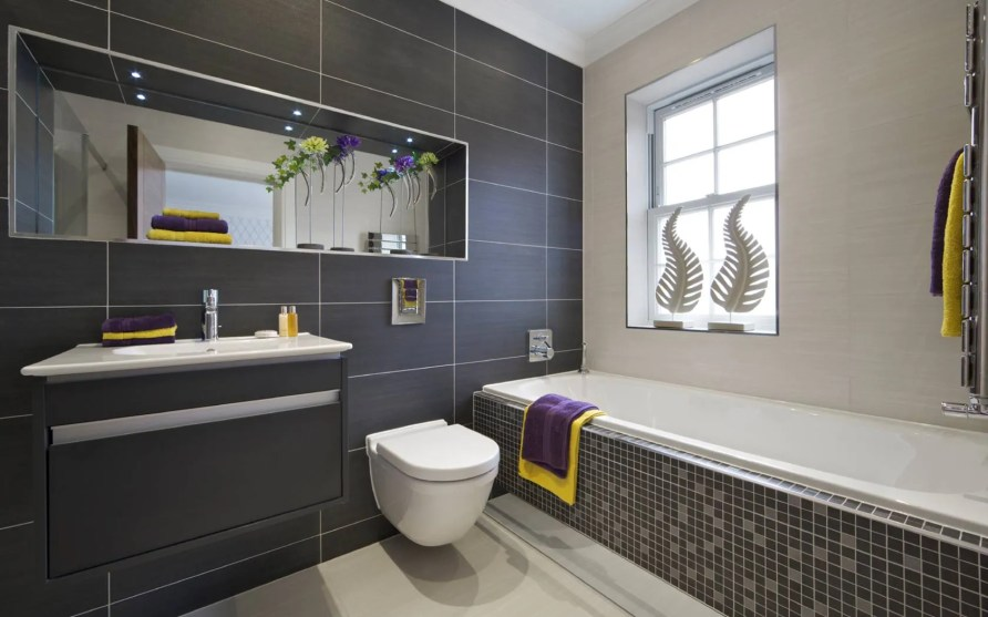 Grey Bathroom Ideas: The Classic Color In Great Solutions ...