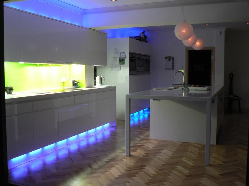 Gallery Of Led Strip Lights Interior Design Inspirations