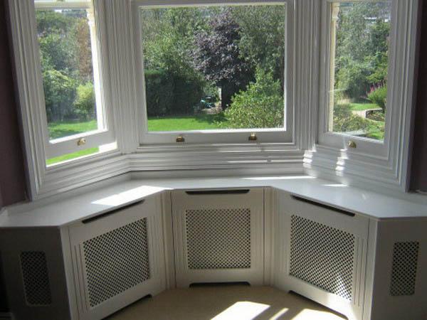 9 Window Seat Designs With Heaters Modern Interior Design