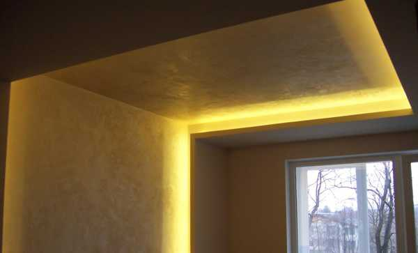 30 Glowing Ceiling Designs With Hidden LED Lighting