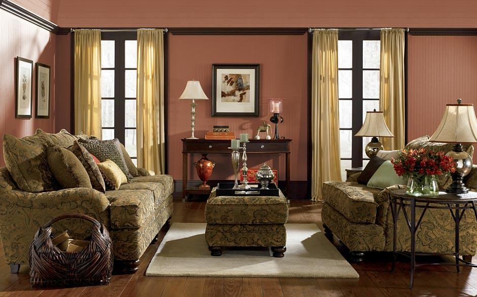 Different Living Room Colors