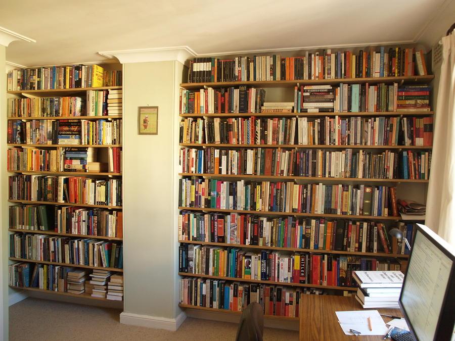 title | Wall Mount Bookshelf