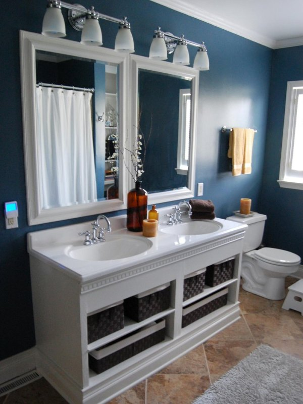 30+ Inexpensive Bathroom Renovation Ideas - Interior ...