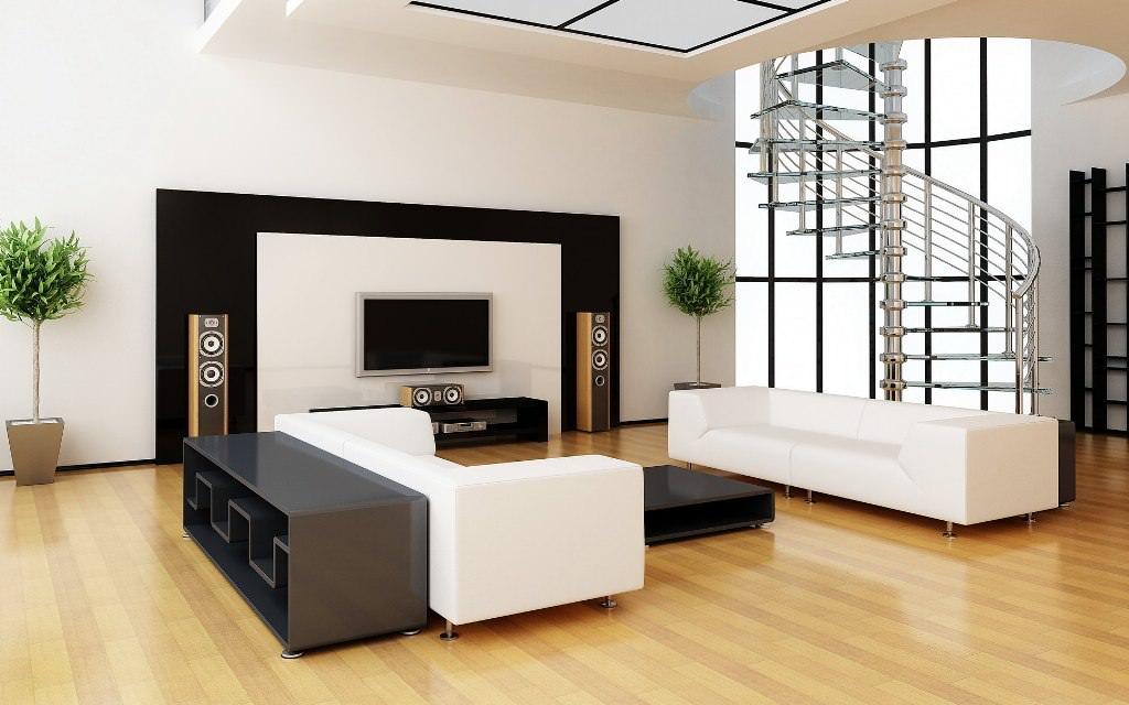 Building A Modern Minimalist House Design - Interior ...