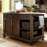 15 Amazing Movable Kitchen Island Designs and Ideas ...