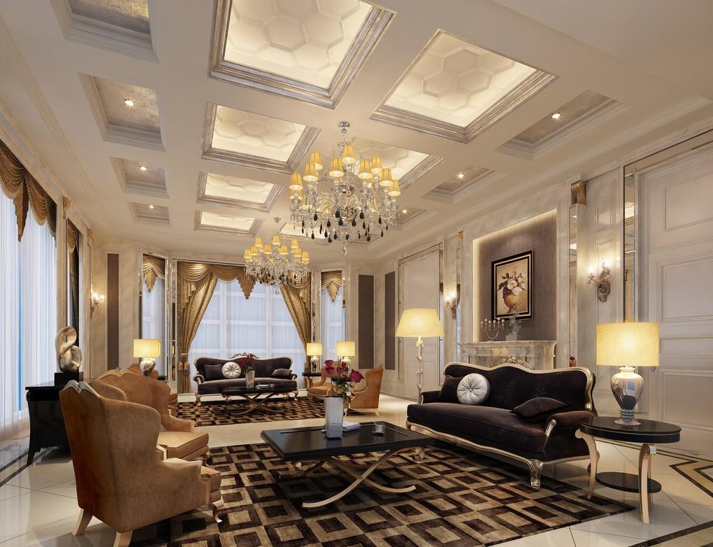 23 Fabulous Luxurious Living Room Design Ideas  Interior Design Inspirations