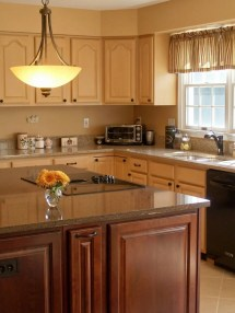 Painted Kitchen Cabinets Ideas Color And Size