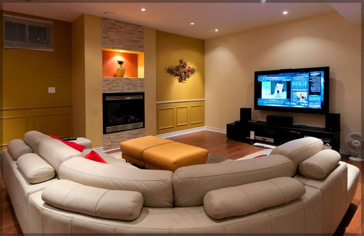 Small Family Room Ideas Tv
